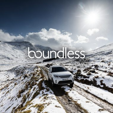 Boundless magazine & digital content