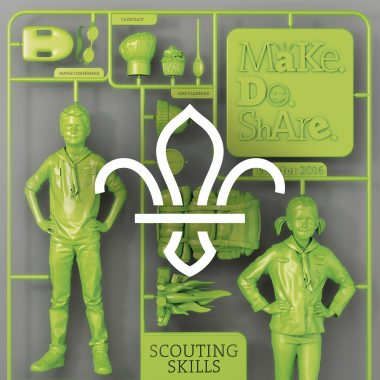 Corporate partnerships for Scouts