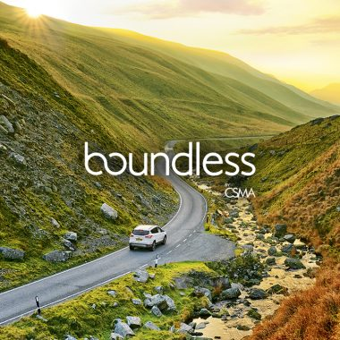 Boundless 50 Greatest Drives campaign