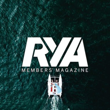 RYA members magazine – redesign & refocus